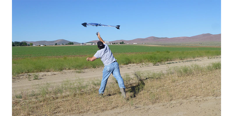 Improving Farm Management with Unmanned Aviation