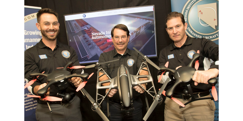 Leading the Growth of Nevada's Autonomous Aerial Vehicle Industry