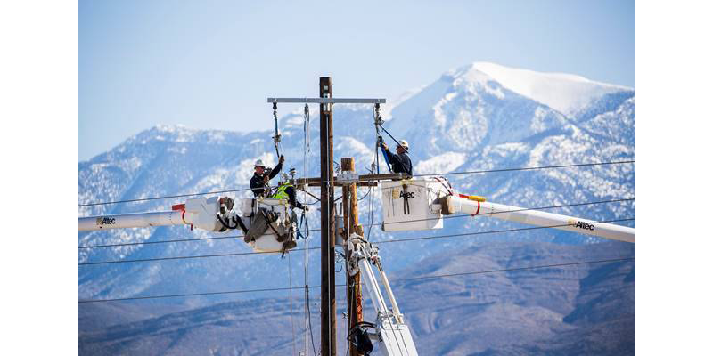Fiber-optic cable connecting Northern, Southern Nevada completed