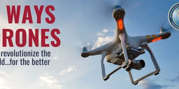 Infographic- 6 Ways Drones Will Revolutionize The World