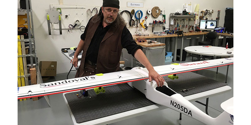 Drone Cloud-Seeding Focus of Nevada Project