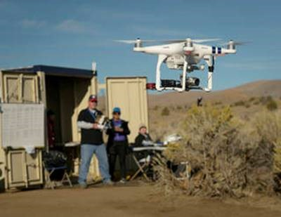 Media Invited to First Test of Multiple Drones Flying Beyond Line-of-Sight with UTM