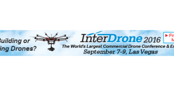 InterDrone 2016 Las Vega