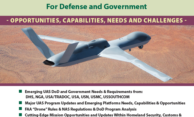 Unmanned Aircraft Systems East For Defense and Government