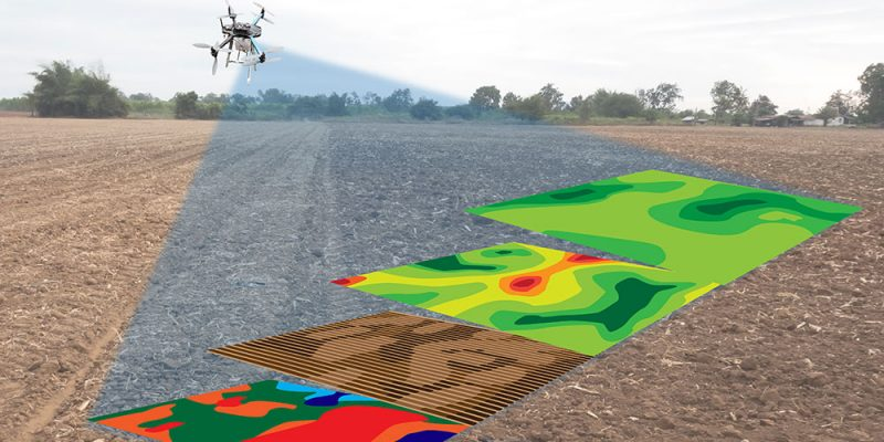 Create a Map From Drone Data In Real Time