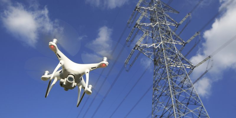 Power Line Stringing and How Drone Technology Is Improving the Process