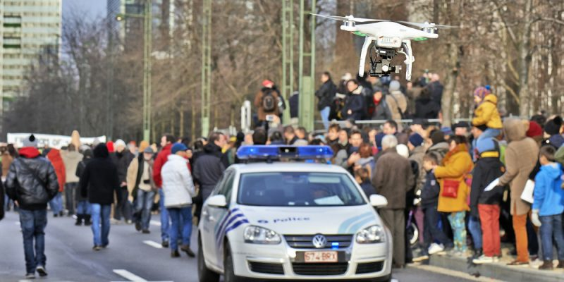 Drones Enhance Law Enforcement