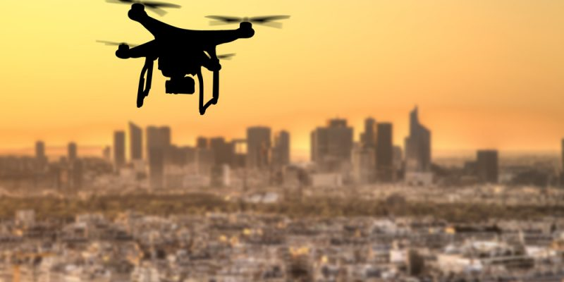 The Growing Threat Of Weaponized Drone Attacks