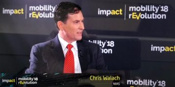Interview with Chris Walach at Impact mobility rEVolution'18!