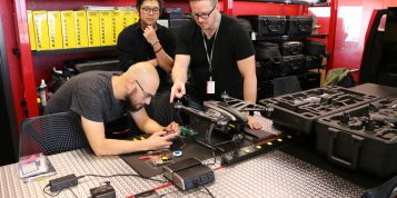 Google Impact Challenge selects Nevada Institute for Autonomous Systems for  Innovative Workforce Development Program
