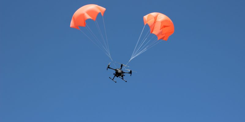 NIAS Launches Unique Autonomous Systems EXCEL ONE Business Incubator with  California-based Company, Mars Parachutes